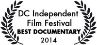 DCIFF 2014 - winner, best documentary